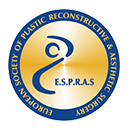 Logo der European Society of Plastic, Reconstructive and Aesthetic Surgery